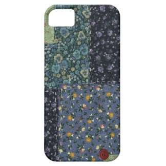 Patchwork Quilt iPhone 5 Case