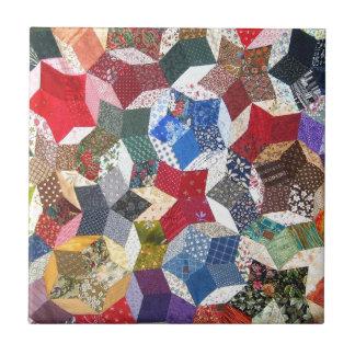 Patchwork Quilt Tile