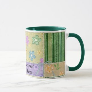 Patchwork Quilter's Coffee Mug
