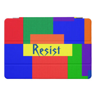 Patchwork Rainbow Resist 10.5 iPad Pro Case