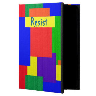 Patchwork Resist Rainbow Powis iPad Air 2 Case