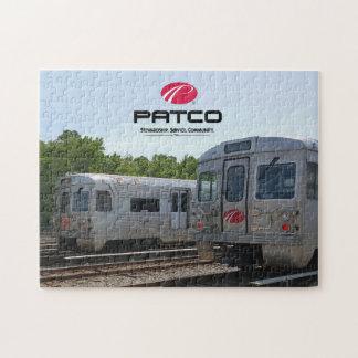 PATCO Train Puzzle