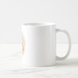 Pâte roulée mug blanc