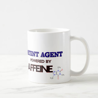 Patent Agent Powered by caffeine Coffee Mug