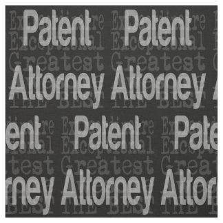 Patent Attorney Extraordinaire Fabric