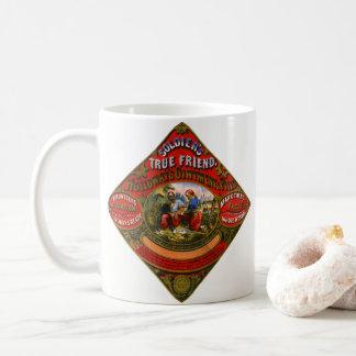 Patent Medicine Label 1862 Coffee Mug