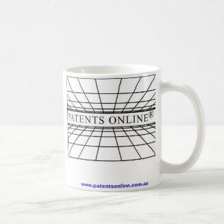 Patents Online Coffee Mug