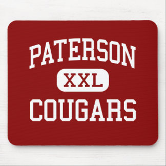 Paterson - Cougars - Catholic - Paterson Mouse Pad