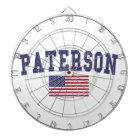 Paterson US Flag Dartboard