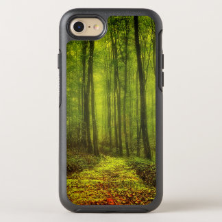 Path In The Woods OtterBox Symmetry iPhone 8/7 Case