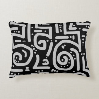 Path Less Traveled Decorative Pillow