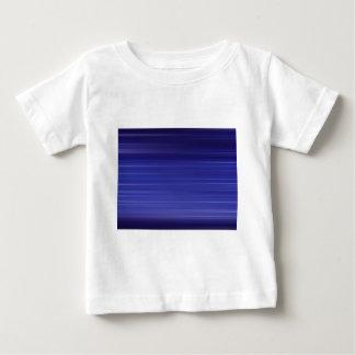 Path of blue lights baby T-Shirt