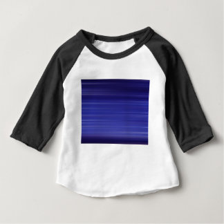 Path of blue lights baby T-Shirt