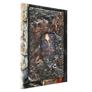Path of Life Burnt Offering Canvas Prints