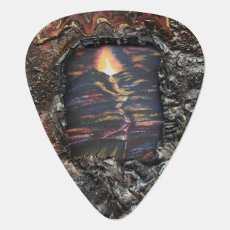 Path of Life Burnt Offering Guitar Pick