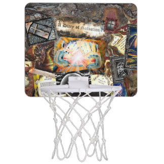 Path of Life Collage Mini Basketball Hoop