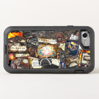 Path of Life Collage OtterBox Defender iPhone 7 Case