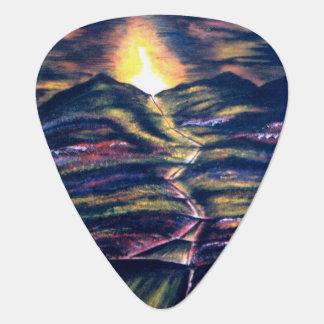 Path of Life Guitar Pick