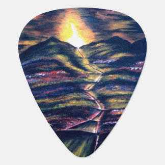 Path of Life Guitar Pick