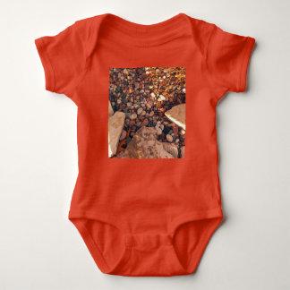 Path Of Pebbles Baby Bodysuit