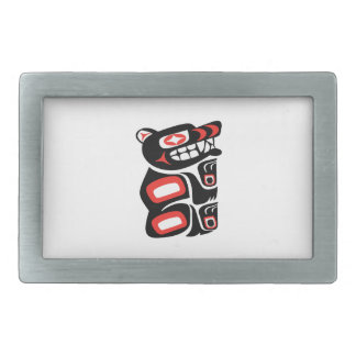 Path of Protection Rectangular Belt Buckles