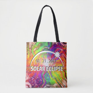 Path of Totality: Solar Eclipse Tote Bag