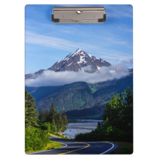 Path Through Alaska Clipboard