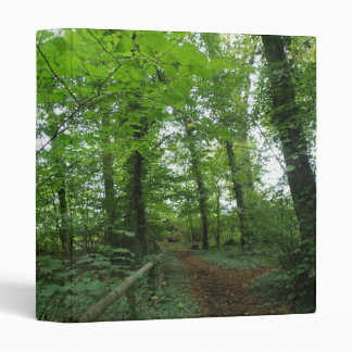 Path through the Green Forest Photo Album 3 Ring Binders