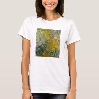 Path through the Irises T-Shirt