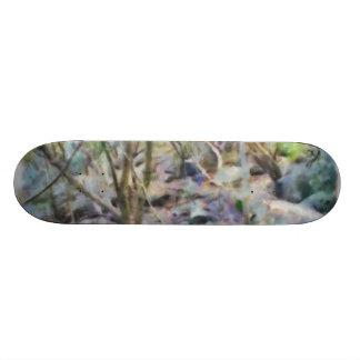 Path through the jungle skateboard decks