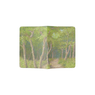 Path Through Trees, Leith Hill Passport Holder
