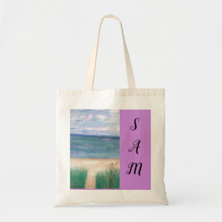 Path to Beach Tote Bag