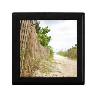 Path to Bliss on Florida Beach Gift Box