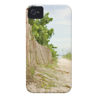 Path to Bliss on Florida Beach iPhone 4 Case