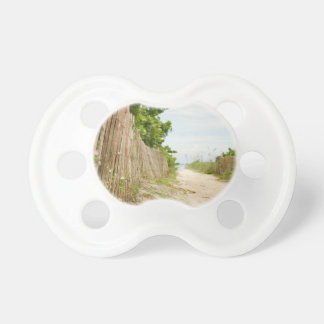 Path to Bliss on Florida Beach Pacifier