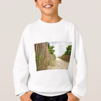 Path to Bliss on Florida Beach Sweatshirt