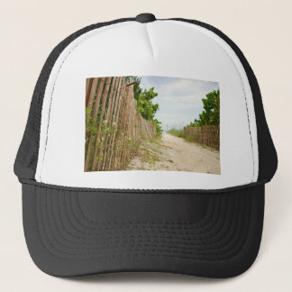 Path to Bliss on Florida Beach Trucker Hat