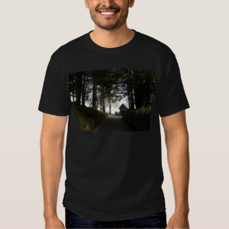 Path to boathouse restaurant in Fort Augustus T Shirt