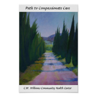 Path to Compassionate Care Poster