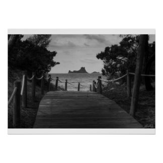 Path to Goat Island Poster