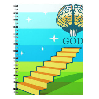 Path to God vector Note Book