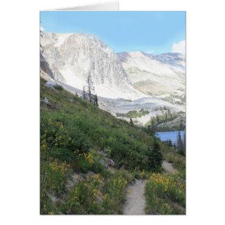 Path to Lake Marie Card