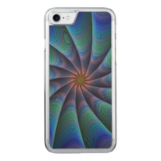 Path to meditation carved iPhone 8/7 case