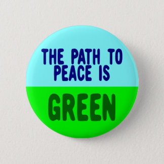 PATH TO PEACE 2 INCH ROUND BUTTON