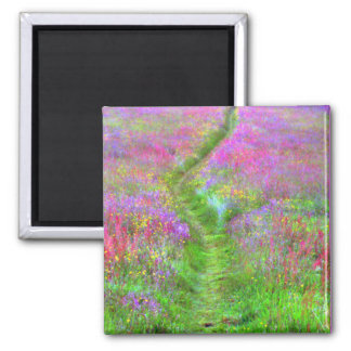 Path to the woods magnet