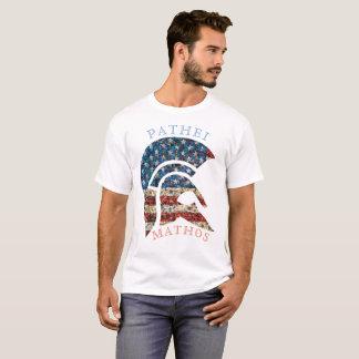 Pathei Mathos Americana Edition T-Shirt