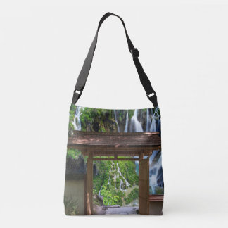 Pathway to Paradise Crossbody Bag