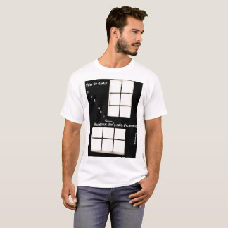 Patience and Shadows T-Shirt
