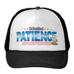 Patience Dr Bum Head Mesh Hats
