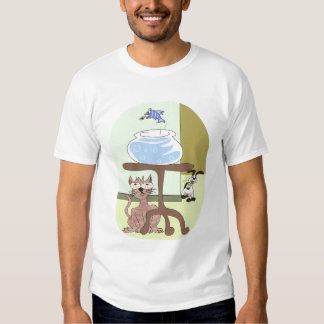 Patience is a virtue tee shirt